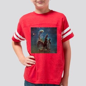 Pillars of Creation in the Ea Youth Football Shirt