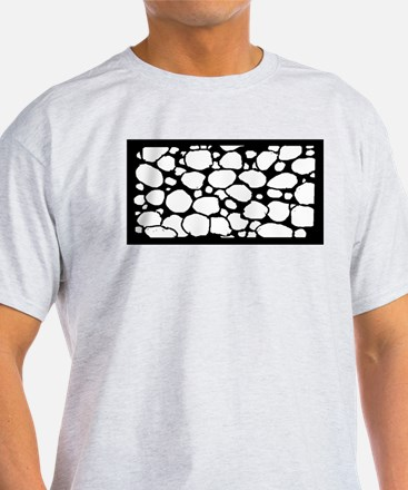 Cells of Life - in relief T-Shirt