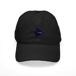Manta Ray c Baseball Hat
