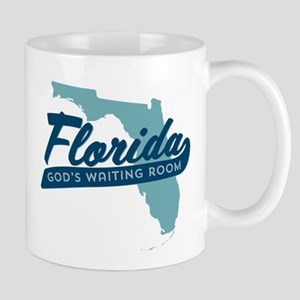 Florida Gods Waiting Room Mug