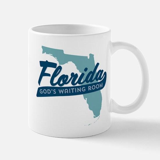 Florida Gods Waiting Room Mug