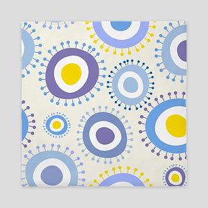 Cute Circles Pattern Queen Duvet