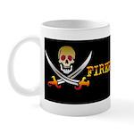 Fire Pirates Mug