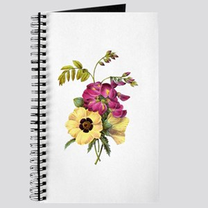 Redoute Bouquet Journal
