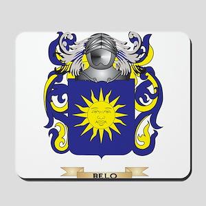 Belo Coat of Arms Mousepad