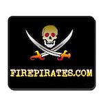 Fire Pirates Mousepad