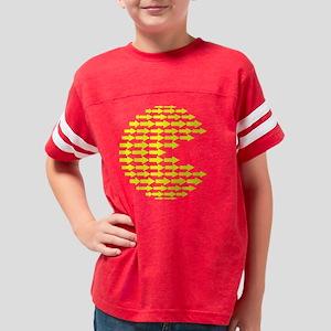 arrow-man Youth Football Shirt
