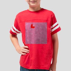 strawberries Youth Football Shirt