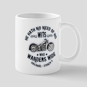 Havamal 5 11 oz Ceramic Mug