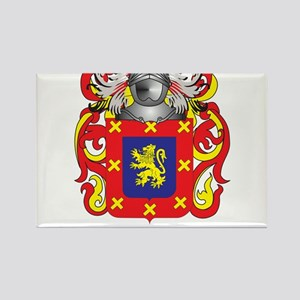 Benedict Coat of Arms Rectangle Magnet