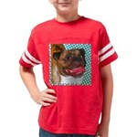 choppertile2 Youth Football Shirt