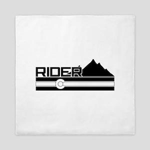 Colorado Rider Queen Duvet