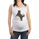 jump Maternity Tank Top