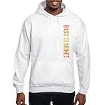 Stamp Bass Clarinet Hooded Sweatshirt