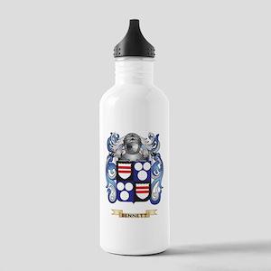Bennett Coat of Arms Water Bottle