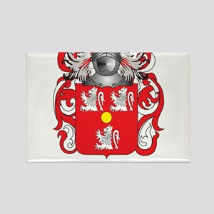 Bennett-English Coat of Arms Rectangle Magnet