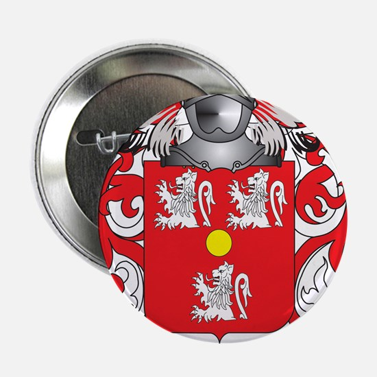 """Bennett-English Coat of Arms 2.25"""" Button"""