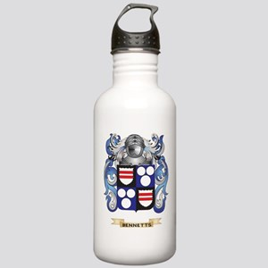 Bennetts Coat of Arms Water Bottle