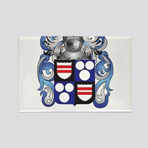 Bennetts Coat of Arms Rectangle Magnet
