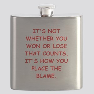 WINNING Flask