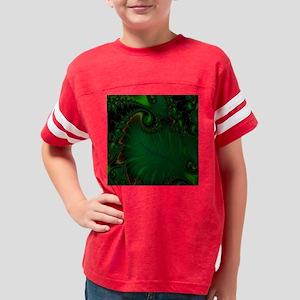 Fern Vert Youth Football Shirt