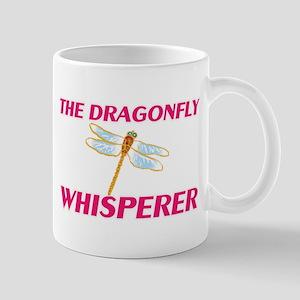 The Dragonfly Whisperer Mugs