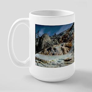 Beauty at Mammoth Large Mug