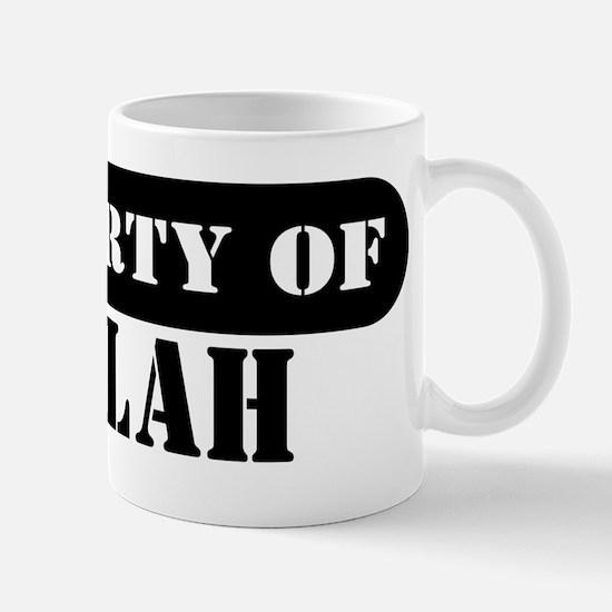 Property of Beulah Mug