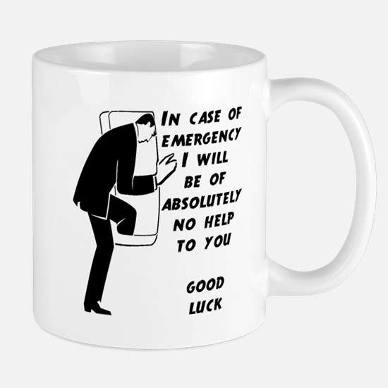 Emergency Assistance Mug