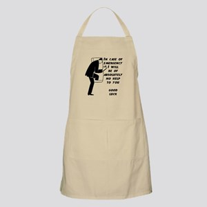 Emergency Assistance Apron