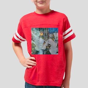 Edmund Dulac: The Snow Queen Youth Football Shirt