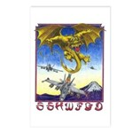 US Naval Aviation Postcards (Package of 8)