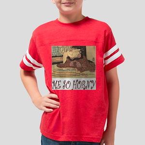 APPAREL 6X6 Youth Football Shirt
