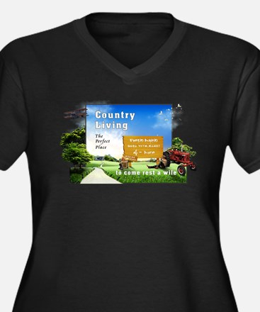 Being Country 101 Plus Size T-Shirt