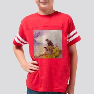 Warwick Goble: Green Willow,  Youth Football Shirt