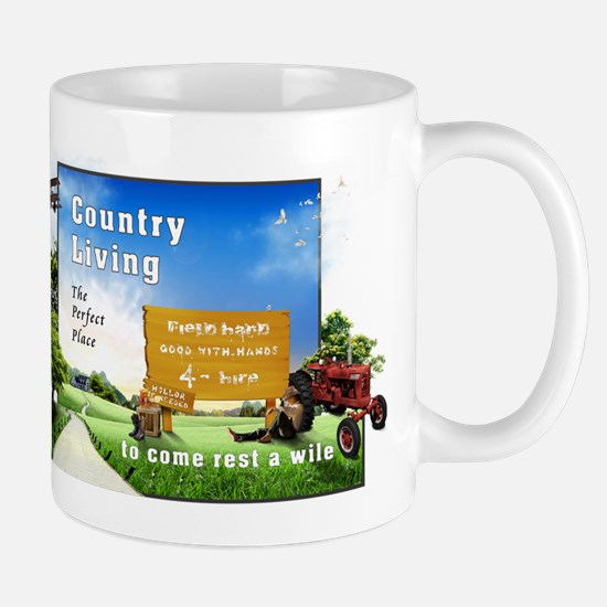 Being Country 101 Mugs