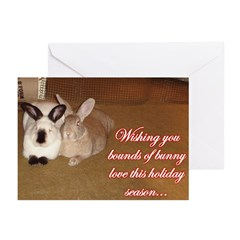 Janis and Meg Greeting Cards (Pk of 10)