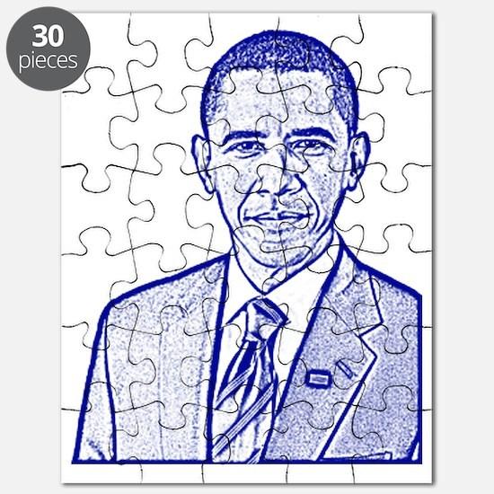 President Obama Puzzle