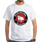 Pigs Foot String Band - White Pig T-Shirt