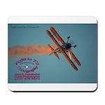 Stearman Biplane mousepad