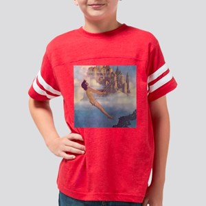 Maxfield Parrish: Poems of Ch Youth Football Shirt