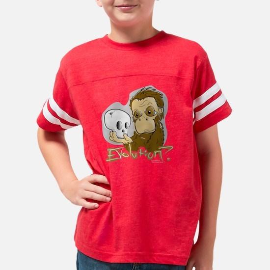 2-evolve Youth Football Shirt