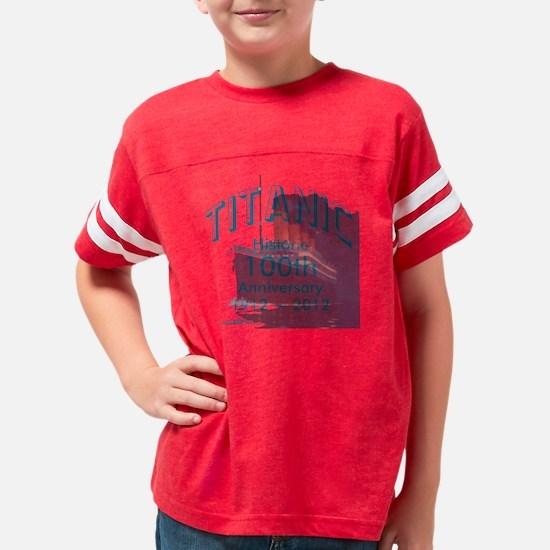 Titanic-3 Youth Football Shirt