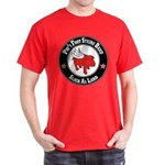 Pigs Foot String Band - Red Pig T-Shirt