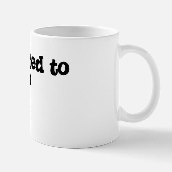 I'm Addicted to Turbo Mug