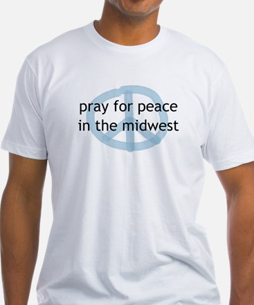 Peace in the Midwest Shirt