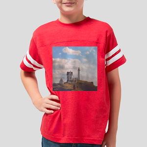 lighthouse copy Youth Football Shirt