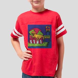 sqgoldenchair Youth Football Shirt