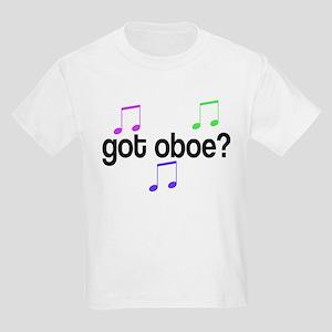 Got Oboe Musical Kids Light T-Shirt