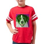 o2_tile Youth Football Shirt